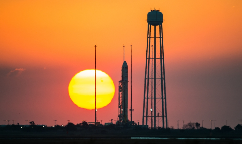 Orb3 Antares at Sunrise